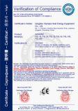 Enjôo de tratamento de lixo com incinerador de tratamento de lixo com Certificado Ce
