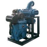 Drehkolbenvakuumpumpe für PVD-Rohrofen H-150DV
