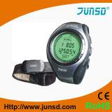 Altímetro con el monitor del ritmo cardíaco (JS-716C)