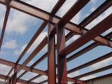 Estructura rígida del marco de acero