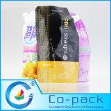 Het Detergens van de Wasserij van spuiten/de Zak van de Zeep Shampoo/Liquid