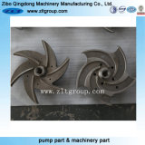 投資鋳造のステンレス鋼の/Titanium Goulds 3196ポンプインペラー