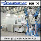Machine physique d'extrusion de fil de câble de mousse