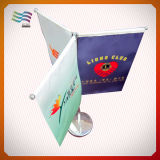 사무실 훈장 (HYTF-AF008)를 위한 주문 로고 테이블 & 책상 깃발