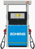Station de remplissage essence Zcheng distributeur de carburant de buse double