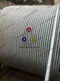 кабель насоса масла погружающийся кабеля стальной ленты 3kv 5kv обшитый руководством бронированный Esp