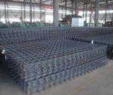 Panel de malla de alambre Reforzamiento de malla de metal