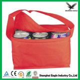 La promotion de l'aluminium personnalisé sac à lunch thermique 600d