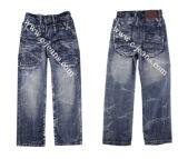 Elegante Kid's Denim Jeans rectos