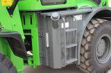 2 톤 정격 부하 승인되는 소형 바퀴 로더 정면 로더 세륨