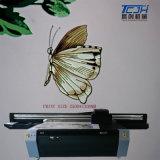 Máquina de impressão de madeira da porta da impressora acrílica