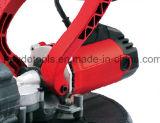 Máquina de lixar elétrica Dmj-700c-6 do Drywall do Polisher da parede de Girrafe do Self-Absorption