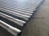 Acero Inoxidable 316L/Pantalla cilíndrica profunda Wel Tubo de agua/filtro de agua