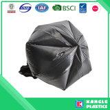 Bolsos de basura usados en el bolso de Biohazard de los hospitales