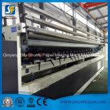 rolo inteiramente automático do papel de máquina de Rewinder da talhadeira da máquina de papel de tecido da força de 1760mm