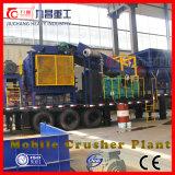 De Installatie van de Maalmachine van de Rol van China Mobile voor het Verpletteren van de Materialen van de Mijnbouw