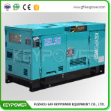 Keypower 10kVA DieselKm385bd Genset leiser Typ des chinesischen Laidong Motor-mit Denyo Kabinendach