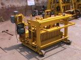 Manuelle Schicht-Maschine des Ei-Qmr4-45 und manuelle blockierenziegelstein-Maschine