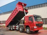 販売のためのSinotruck HOWO 8X4 371HPのダンプカートラック