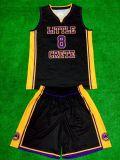 Healong Modificar-Hizo sublimación el baloncesto reversible Jersey