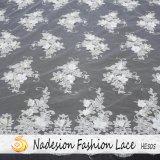 La guipure del prodotto di Textil del merletto cuce il tessuto del merletto per il vestito dalle donne di cerimonia nuziale