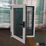 Finestra interna di inclinazione & di girata di profilo di alluminio di alta qualità, finestra di alluminio, finestra K04004