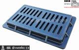 FRP SMC Bs En124 SGSに火格子を付ける盗難防止水溝