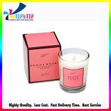 Luxury Pink Imprimir caixas de vela por grosso