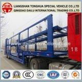 3 de Semi Aanhangwagen van het Vervoer van de Carrier van /Car van de Carrier van het Voertuig van assen voor Verkoop