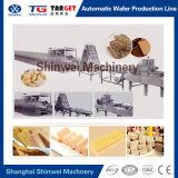 Biscotto pratico della cialda di certificazione del Ce ISO9001 che elabora macchinario