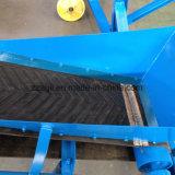 Fabricante automático modificado para requisitos particulares del transportador de correa de caucho del acero de carbón de la talla