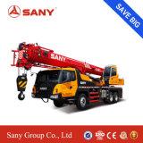 Sany Stc250 트럭에 의하여 거치되는 기중기 Sany 트럭 기중기를 위한 낮은 에너지 손실 25 톤