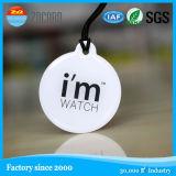 La norma ISO14443A 13.56MHz Ntag HF203 etiquetas RFID de Jelly