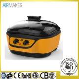 Aprovação SGS Aparelhos de cozinha Non-Stick Bowl Multi-Cooker