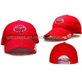 Boa Forma com 3D do tipo sanduíche Bordados Leisure Golf Cap (TR051)