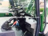 Cargador hidrostático de la rueda de la granja de Zl08f con Ce