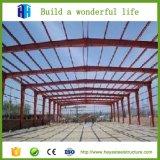 Entrepôt préfabriqué de structures métalliques d'usine d'atelier de qualité supérieure