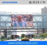Visualización de LED de la etapa al aire libre y de la exposición de P10mm