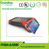 RFIDの読取装置との熱い販売の手持ち型の人間の特徴をもつ可動装置POS