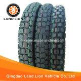 Land-Löwe-Reifen-neue Form für Motorrad-Reifen 3.00-18, 2.75-18