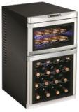 24 refrigeradores de vino de las botellas para el uso del restaurante