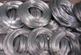 O zinco da alta qualidade revestiu o fio de aço galvanizado mergulhado quente (a fábrica de Tianjin)
