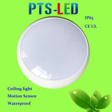 15W 20W 25W IP65 Waterproof a luz de teto do diodo emissor de luz do sensor de movimento com MP3