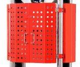 Machine de test de tension d'Utm d'acier doux et de polymère avec la norme d'ASTM E8