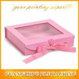 Подарочная упаковка бумаги с окна из ПВХ (BLF-GB086)