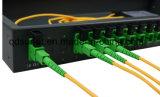 선반 유형 Sc/APC 광섬유 Fbt 연결기
