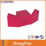 Подгонянная коробка хранения логоса складная бумажная упаковывая