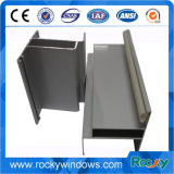 Perfiles de aluminio del precio de fábrica de la alta calidad para Windows de desplazamiento y las puertas