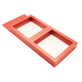 Fournisseur de boîtes à bijoux en cuir PU de haute qualité