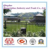 Frontière de sécurité de piquet en acier commerciale enduite de poudre